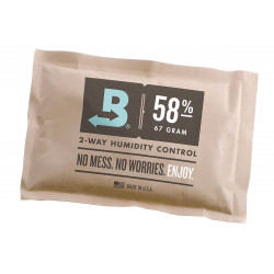 Boveda 2-Way Humidity Control Sachet - 67 Grams at 58% Humidity