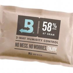 Boveda 2-Way Humidity Control Sachet - 67 Grams at 58% Humidity