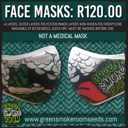 Smoking Face Mask