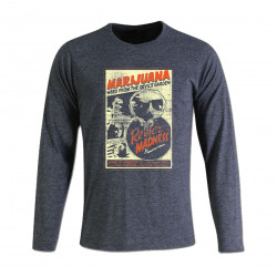 Devils Garden Reefer Madness long-sleeve T-shirt
