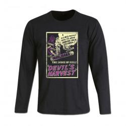 Devils Harvest reefer madness Long Sleeve T-shirt