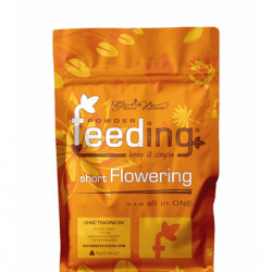 Short Flowering - Powder Feeding