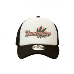 Cannabis Branded Homegrown Trucker Caps - 2 Colours