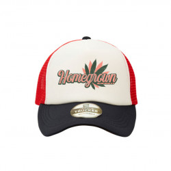 Green Smoke Room Seed's Cannabis Branded Homegrown Trucker Caps - 3 Colours
