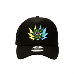 Trucker Caps - Leaf Solid Colours