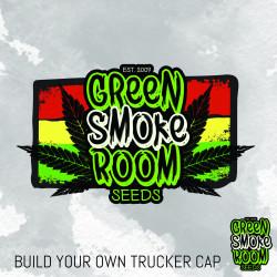 Trucker Caps - Rasta 2 Colours