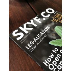 SKYF.CO Magazine